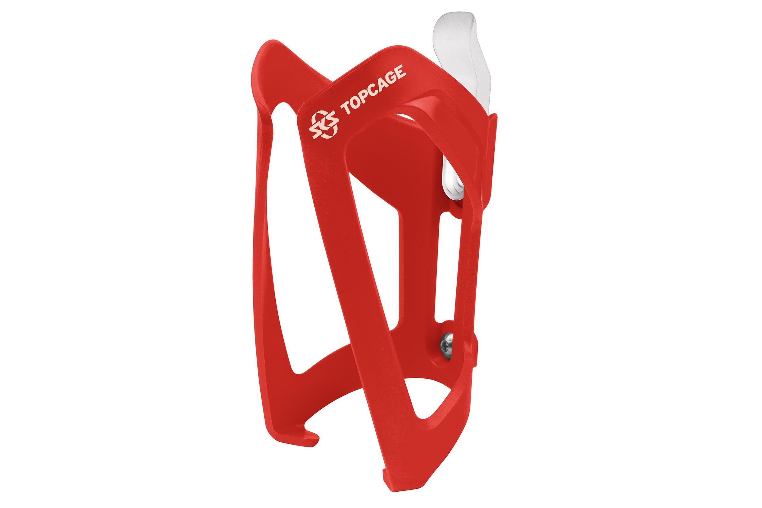 Koszyk bidonu SKS TOPCAGE czerwony