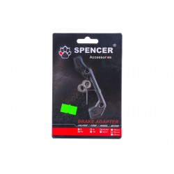 Adapter do hamulca tarczowego SPENCER PM-IS 180 przód