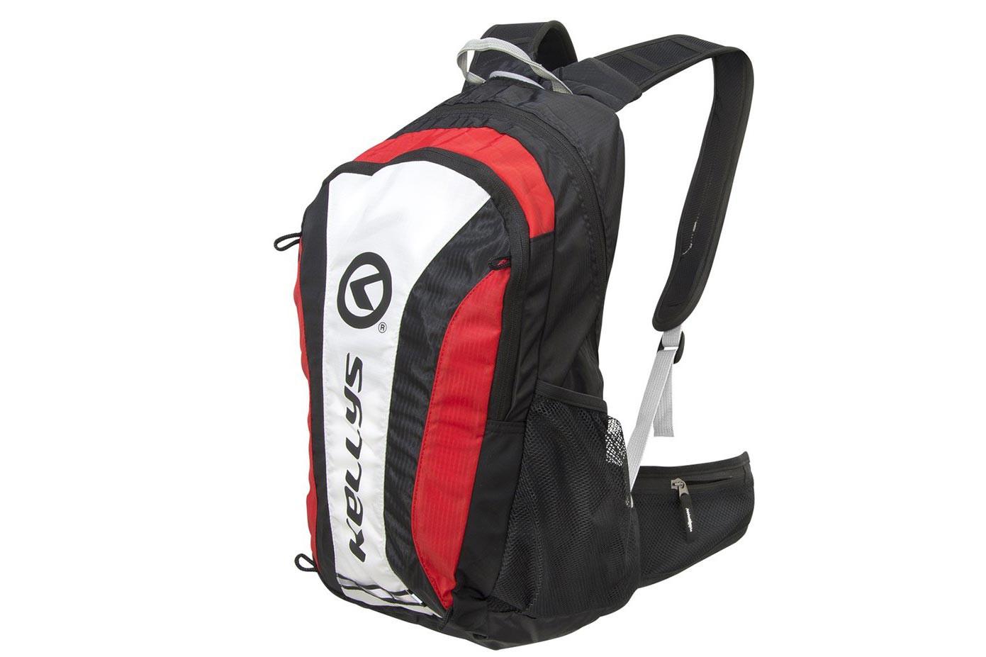 Plecak KELLYS EXPLORE czerwono-czarny