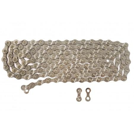 Łańcuch 128 TAYA OCTO E-BIKE 8-rz. srebrny