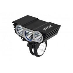 Lampa przednia PROX TRIPLE POWER CREE 2000lum /akumulator/
