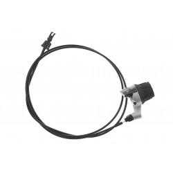 Grip Shift SRAM i3 3-bieg prawy imotion + pancerz+zaczep