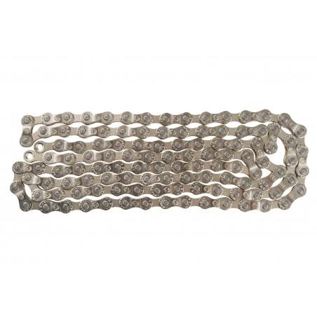 Łańcuch 116 ogniw MTB Nexelo 7/8bieg. srebrny