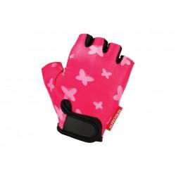Rękawiczki dziecięce KROSS JOY rozm. M różowe