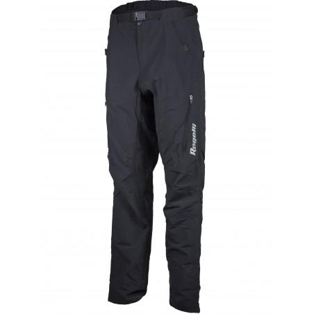 Spodnie ROGELLI CASERTA luźne MTB wodoodporne 2XL czarne