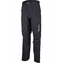 Spodnie ROGELLI CASERTA luźne MTB wodoodporne XL czarne
