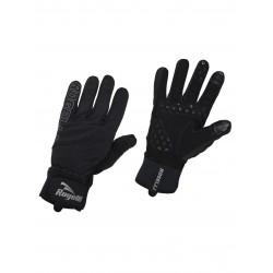 Rękawiczki ROGELLI STORM dł.palce ocieplane czarne XL