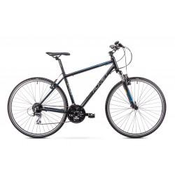 Rower 1928422-21 ROMET ORKAN 2 M Acera czarno-niebieski  L