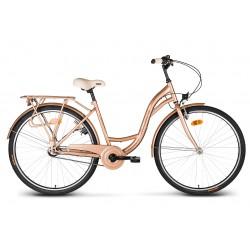 "Rower 28"" VELLBERG CityLine NEXUS 3-biegi złoty"