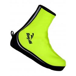 Ochraniacze na buty rowerowe Rogelli ASPETTO żółte 44-45 XL