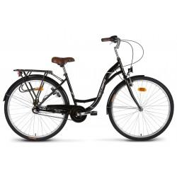"Rower 26"" VELLBERG CityLine NEXUS 3-biegi czarny"