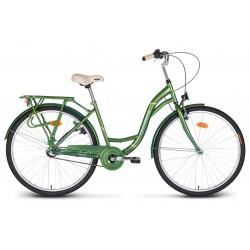 "Rower 26"" VELLBERG CityLine NEXUS 3-biegi zielony"