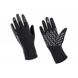 Rękawiczki ACCENT GRIPPER ocieplane L czarne