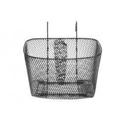 Koszyk na kierownicę siatka KZ-3 czarny zakładany