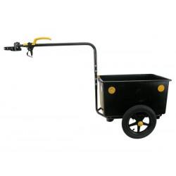Bicycle trailer coupler width 39cm length58cm height 30cm load 50kg