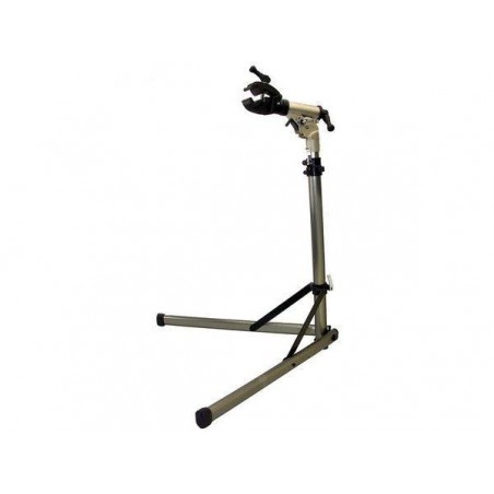 Assembly stand TC1 Alu with quick release clamping turnable in 360 degrees, foldable