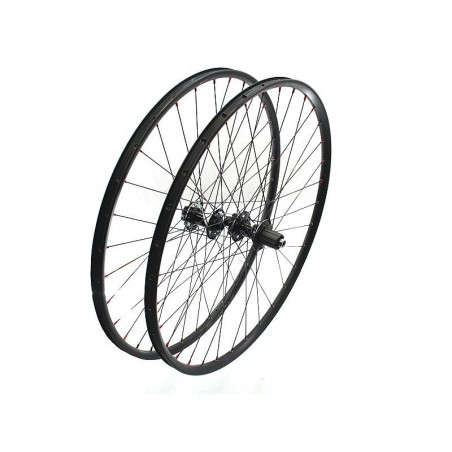 "Wheelset MTB 29"" Sram X.9-FRM XMD 388 Tubeless Ready  Disc 15mm -142/12mm"