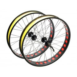 Zestaw kół Fat Bike MTB 26 Modus Disc