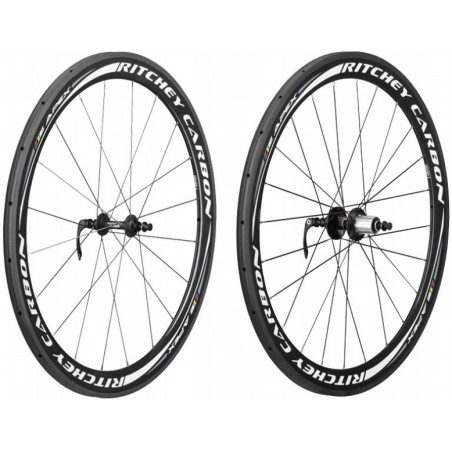 Wheelset road Ritchey WCS Apex Carbon 50mm ,tubular ,for Shimano
