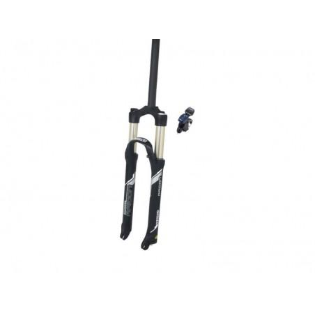 Suspension fork MTB 27,5 Suntour Raidon RLR Air 100mm,black
