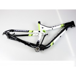 "MTB 29"" rear suspension frame Cannondale Trigger Alu Jet  size Small"