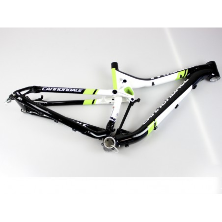 "MTB 29"" rear suspension frame Cannondale Trigger Alu Jet  size Medium"