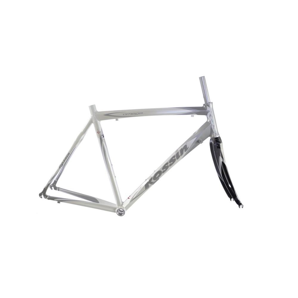 Frame road set  Rossin Omega  + carbon fork, size 56cm
