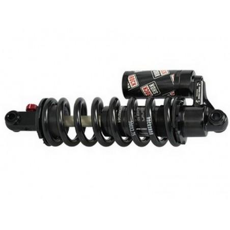 Rear shock MTB Rock Shox VIVID COIL R2 222mm x 70mm, colour black