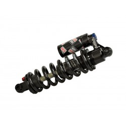 Rear shock MTB Rock Shox VIVID COIL R2C M 222mm X 70mm, colour black