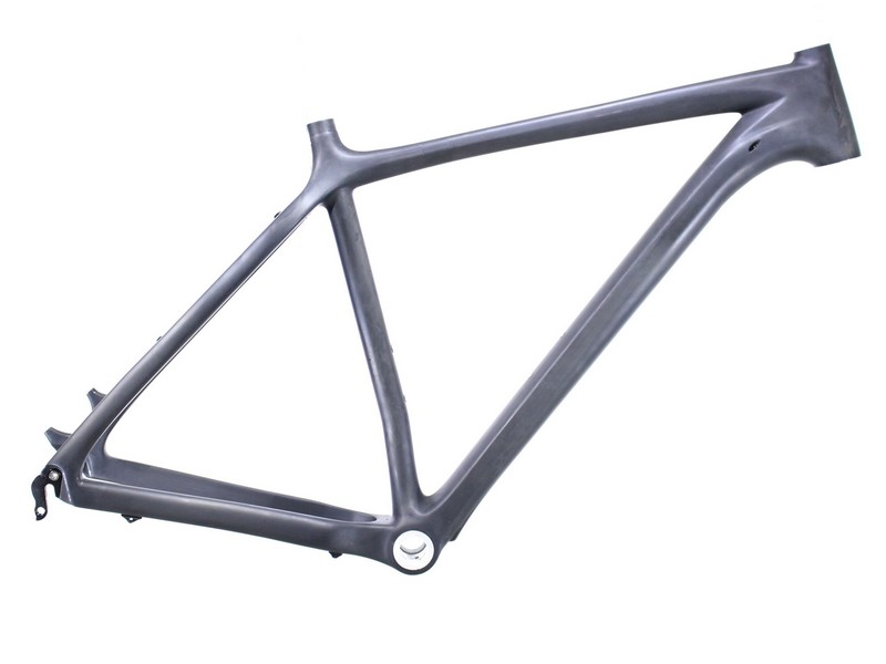 "Frame MTB 29""Spyder Raven raw-w/o colour and finish , size 21"""