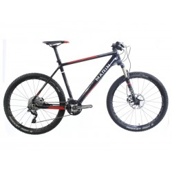 "MTB 26"" bicycle Marin XCR Team Carbon  size 20"", Fox Fit, Shimano SLX 3x10"