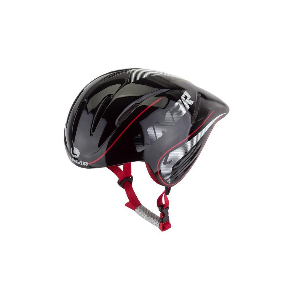 Helmet Limar CRONO SPEED DEMON  BLACK RED UNISIZE L