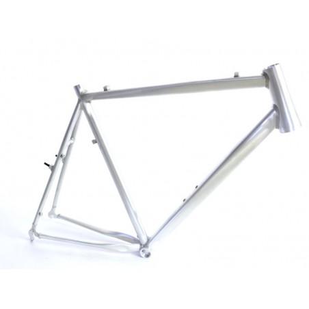 Cyclocross frame ,Spyder Miner-size 61cm-XXL-raw