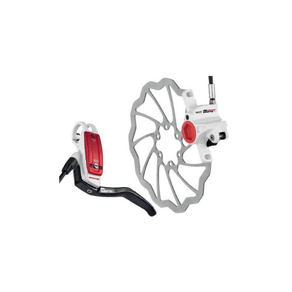 Disc brake Magura Marta SL Carbon front -  white