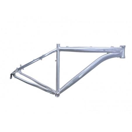 """Frame MTB 29"""" Spyder Track,raw -size 19"""