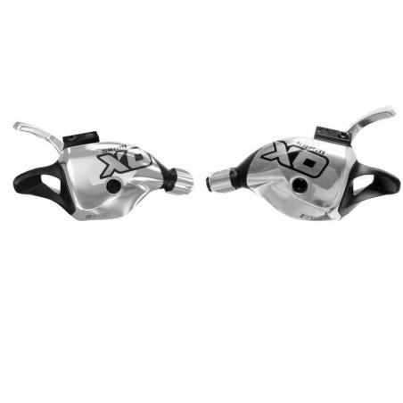 shifters SRAM X.0 Trigger Shifter levers 2x10