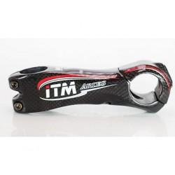 Stem ITM  Aries-full carbon   A-head 1 1/8, 130mm ,31,8mm