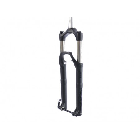 Suspension fork MTB 27,5'' Rock Shox Recon Silver  RL - Solo Air ,15mm spindle,Poploc, 120mm