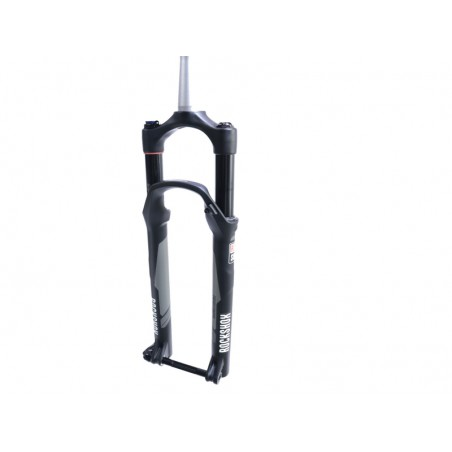 Suspension fork MTB 27,5  Rock Shox Reba RL Pushloc 100mm,15mm axle,black