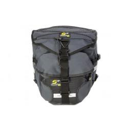 Sakwa na bagażnik Sport Arsenal 508 pojedyńcza zawieszana czarna