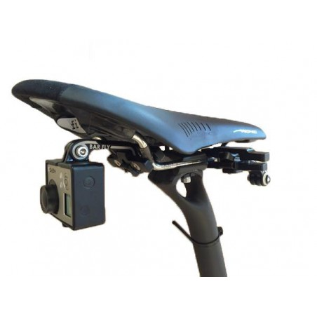 BAR FLY Tail Gunner Saddle Rail GoPro Mount
