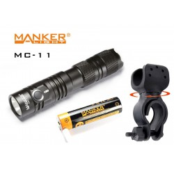 MANKER MC11 Cool White BUNDLE