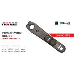 RONDE II generacja Shimano FC-R8000 172,5mm