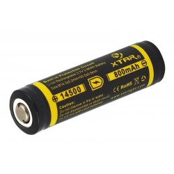 Akumulator XTAR 14500 800mAh PCT