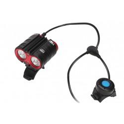Lampa przednia /akumulator/ Mactronic T-ROY 2200lm