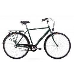 Rower 28 ROMET GROM 3S 3 biegi zielony ver.1