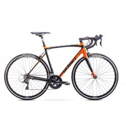 Rower 28 ROMET HURAGAN 3 560mm czarno-pomarańcz