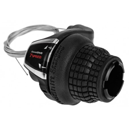 Manetka SHIMANO REVOSHIFT SL-RS35 prawa 7rz czarna
