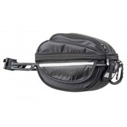Sakwa na bagaznik AUTHOR LitePack 6 x7 + bagaznik na sztycę, czarna