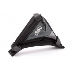 Sakwa na ramę trójkątna M WAVE czarna